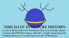 Ray Lewis Bean